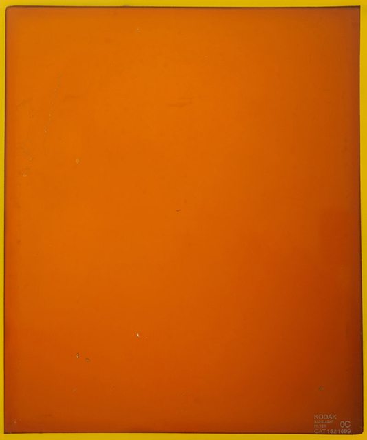 , 'Variations chromatiques_inactiniques_Series OC,' 2008-2011, Galerie Simon Blais