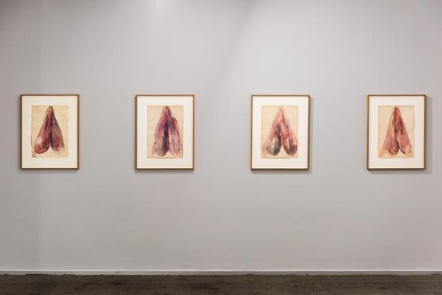 , 'Met Tere Huid  I-IV,' 2016, PinchukArtCentre