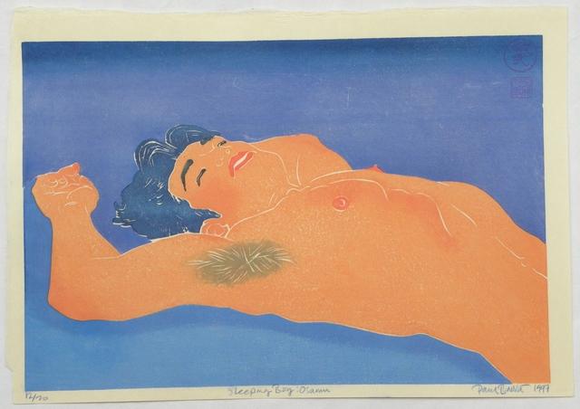 Paul Binnie, 'Sleeping Boy: Osamu', ca. 1997, Scholten Japanese Art