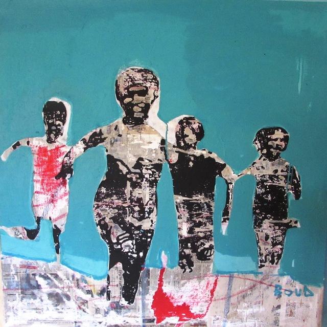 Armand Boua, 'Boris', AKKA Project