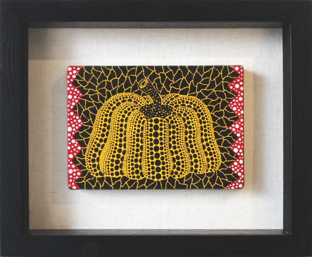 , 'Pumpkin,' 1990, SAKURADO FINE ARTS