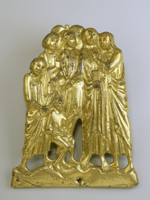'The Betrayal of Christ', 1240-1250, Walters Art Museum