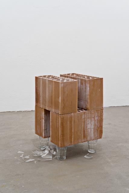 , 'Base Hierárquica (Italia),' 2014, Galleria Continua