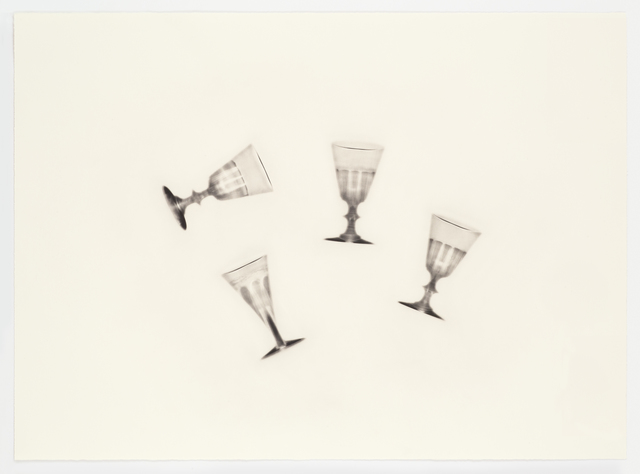 , 'Fox Talbot's Articles of Glass (four glasses more),' 2016, Alan Cristea Gallery