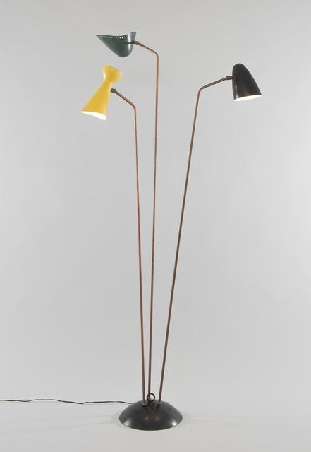 , 'Floor lamp,' ca. 1955, Galerie Pascal Cuisinier