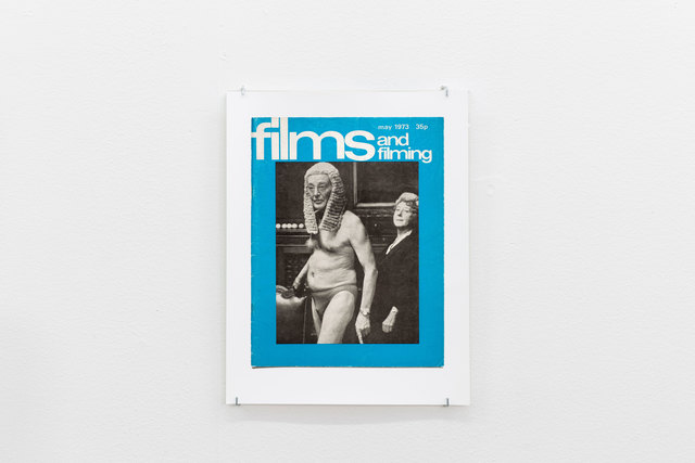 , 'Direction Artiste (Films and Filming May, 1973),' 2017, VI, VII