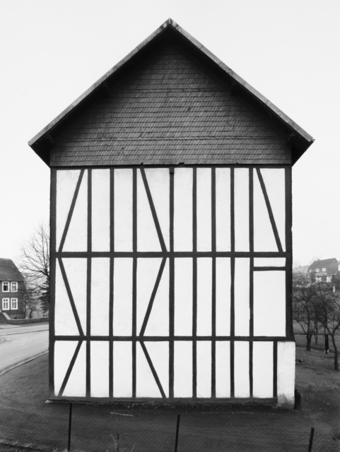 , 'Framework House: Rensdorfstrabe 1, Salchendorf,' 1961 / printed 2016, Fraenkel Gallery