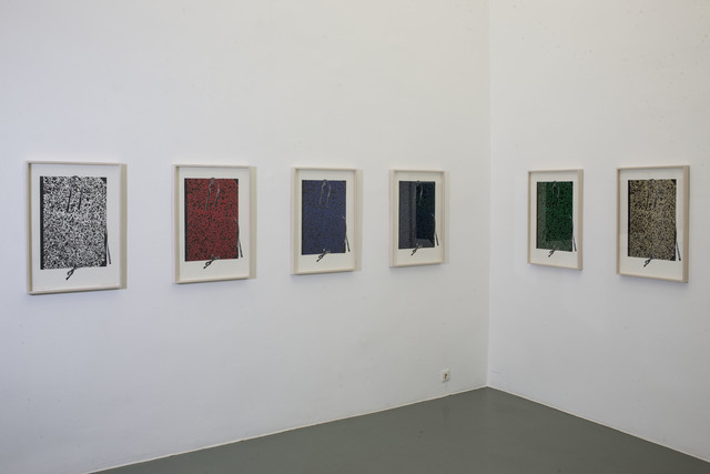 , 'Wiener Mappenwerk,' 2016, Galerie Crone