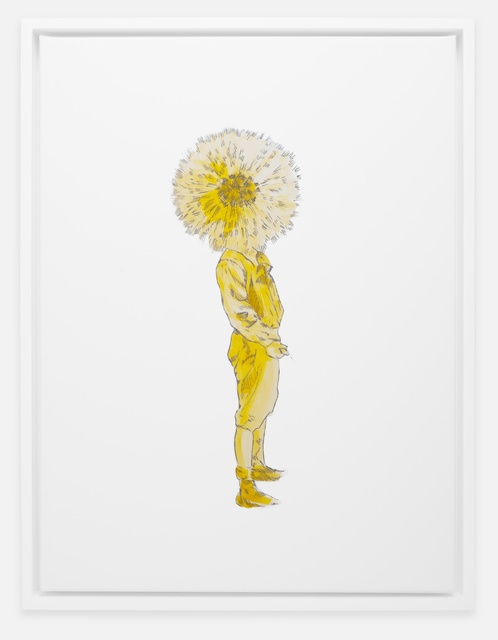 , 'Erotic Garden (Dandelion),' 2018, Ever Gold [Projects]