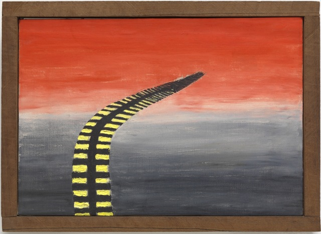 , 'Untitled,' 1957, Hammer Museum