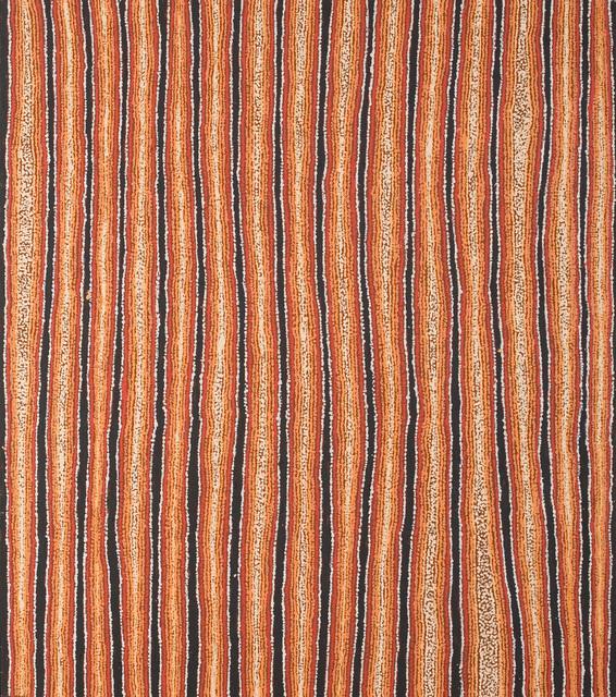 Eileen NAPALTJARRI, 'Rockhole and Soakage Water Site - Tjiturrulpa', 2005, ReDot Fine Art Gallery