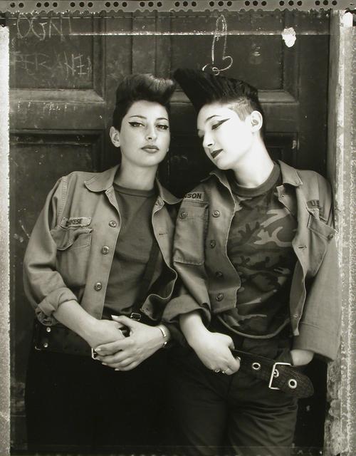 , 'Manuella & Christiana, Rome,' no date, Koplin Del Rio