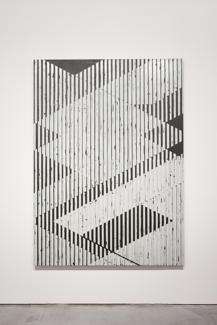 , 'Interval Interference I,' 2015, Carroll / Fletcher