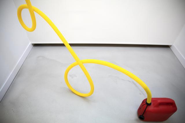 Tim Wunderink, 'Jerrycan met gele slang', 2019, Galerie Bart