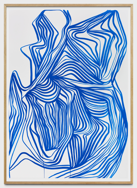 , 'Aoueilles Positif,' 2018, Paul Stolper Gallery