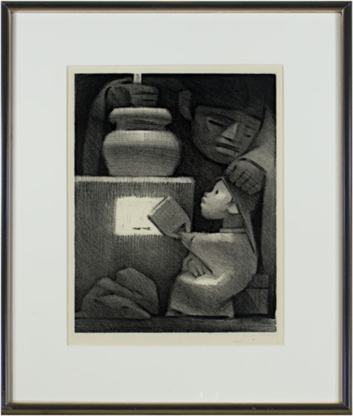 , 'Mexican Kitchen ,' 1946, David Barnett Gallery