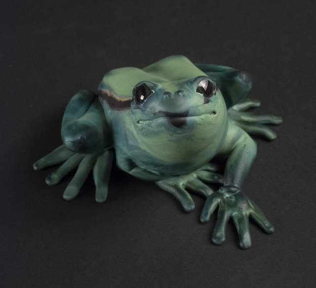 , 'Spring (Western Chorus Frog),' 2017, Stonington Gallery