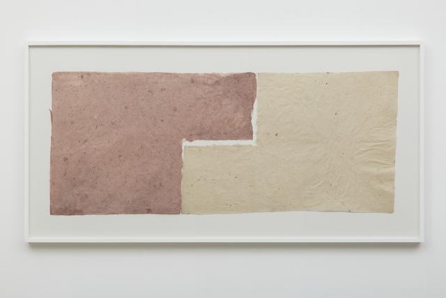 , 'O caminho do meio,' 1977, Galeria Nara Roesler