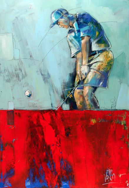 Voka, 'Sport Golf', ArtCatto