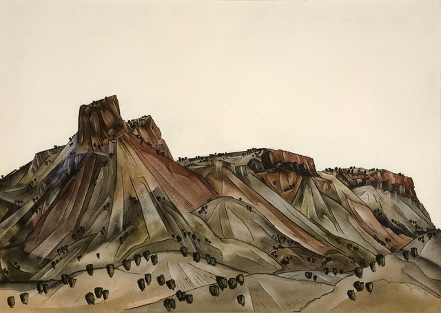 , 'Valdez,' 1936, Aaron Payne Fine Art