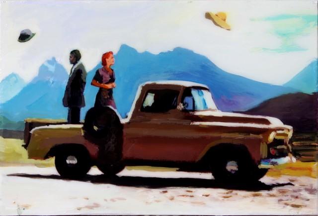 , 'Viento a favor,' 2014, Victor Lope Arte Contemporaneo