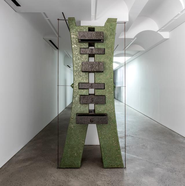 """, '""""Mobile Verde"""",' 2015, Chamber"""