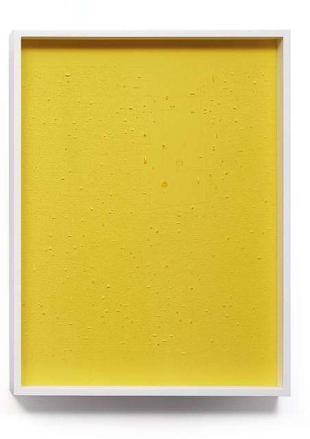 , 'Traffic light (Yellow),' 2017, Galeria Nara Roesler