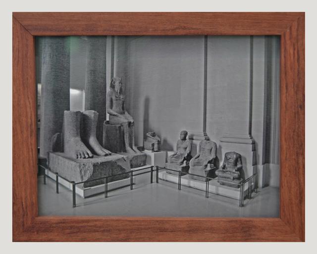 , 'Museums # 2_Egypt, Louvre,' 2014, Tatjana Pieters