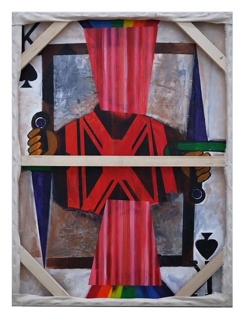 , 'Cards Series - Spade,' 2017, Sundaram Tagore Gallery