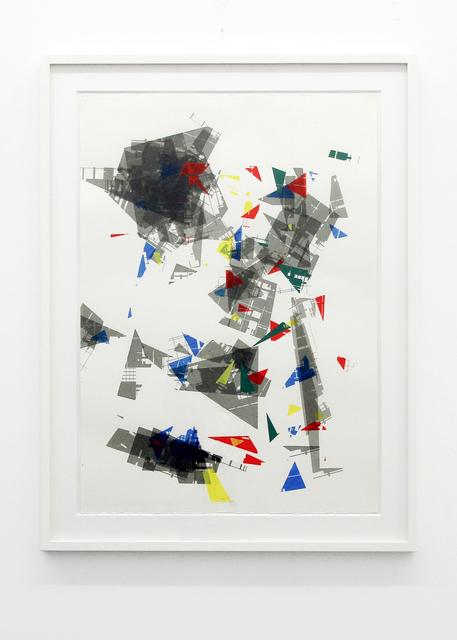 , 'Space Print III ,' 2017, Mini Galerie