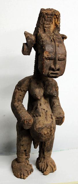 Unknown Lobi, 'Lobi Burkina Faso Female Figure', 20th Century, Bill Lowe Gallery