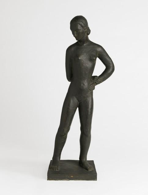 Adaline Kent, 'Young Woman', n.d., San Francisco Museum of Modern Art (SFMOMA)