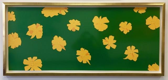 Alex Katz, 'Marigolds', 2004, Bethesda Fine Art