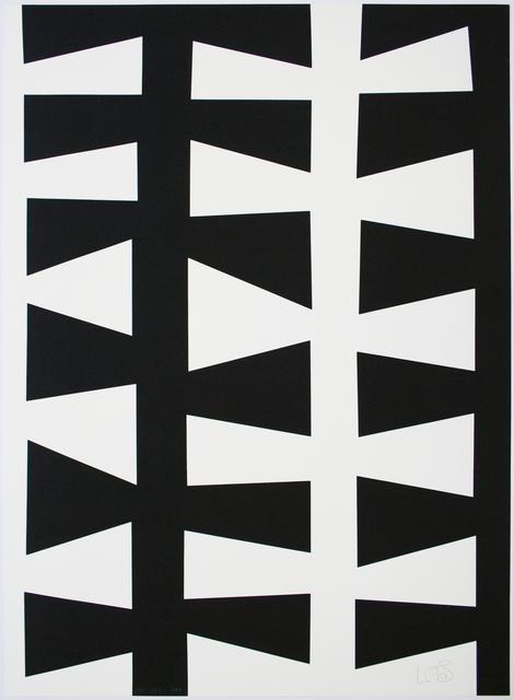 , 'Werkubersicht/Work-Overview E,' 1952-1987, Senior & Shopmaker Gallery