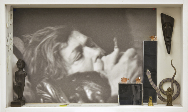 , 'Altar _ isa gengken,' 2016, Galerie Kornfeld