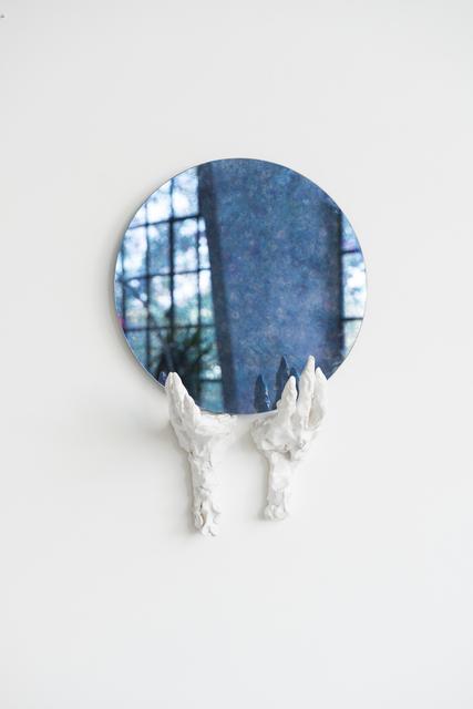 , 'White Fingers mirror,' 2018, Operativa arte contemporanea