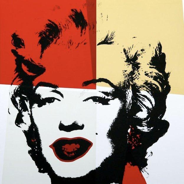 Andy Warhol, 'Golden Marilyn IV - Sunday B. Morning (After)', ARTEDIO