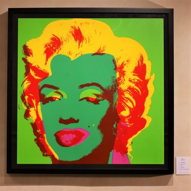 , 'Marilyn Monroe,' ca. 1980, Verosa