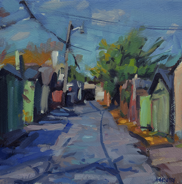 Brian Harvey, 'November 10th', 2019, Abbozzo Gallery