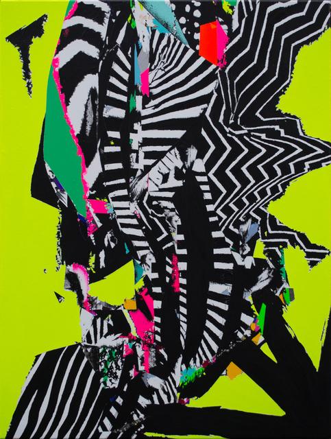 , 'Hyrax,' 2016, Mirus Gallery