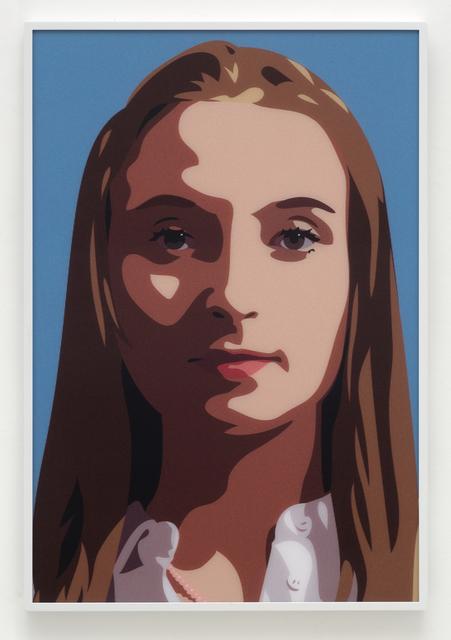, 'Elena rolling her eyes.,' 2015, Alan Cristea Gallery
