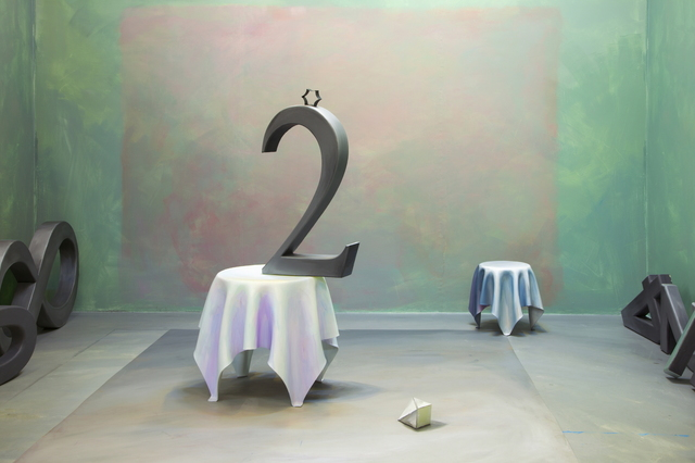 , '2,' 2014, Savina Museum of Contemporary Art