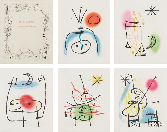 Joan Miró, 'La Bague d'aurore (The Ring of Dawn)', 1957, Phillips