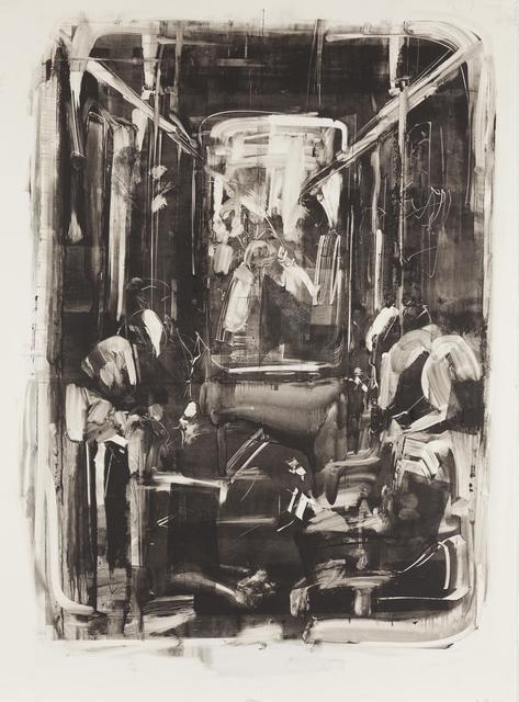 , '1 Train,' 2018, Childs Gallery