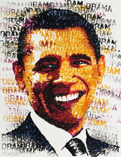 , 'Obama,' 2008, ArtWise