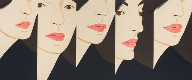 , 'Vivien 5X,' 2018, Vertu Fine Art