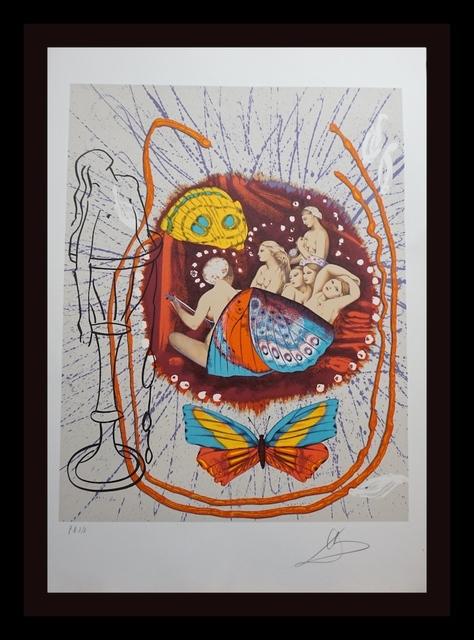 Salvador Dalí, 'Papillons Anciennes Renaissance', 1977, Fine Art Acquisitions