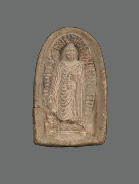 , 'Standing Buddha,' Tang dynasty (618–907), China Institute Gallery