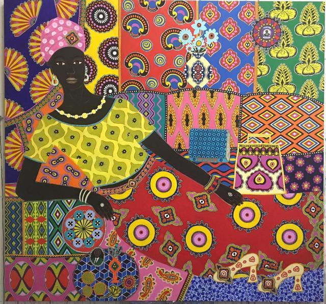 , 'Nabou,' 2018, Rebecca Hossack Art Gallery