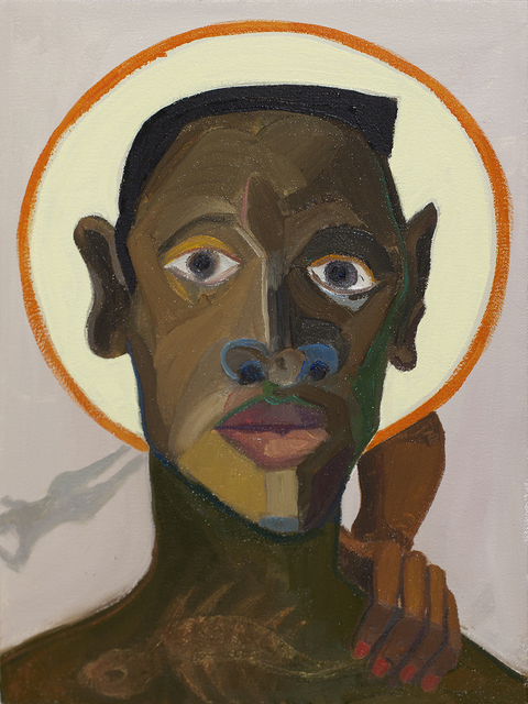 , ''Young man',' 2015, Johans Borman Fine Art
